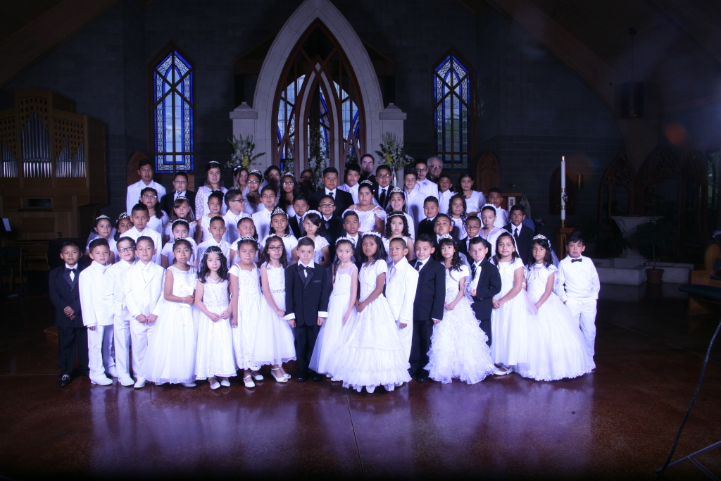 First Communion - Hispanic