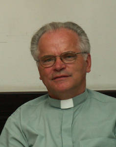 Photo of Rev. Stan Herba