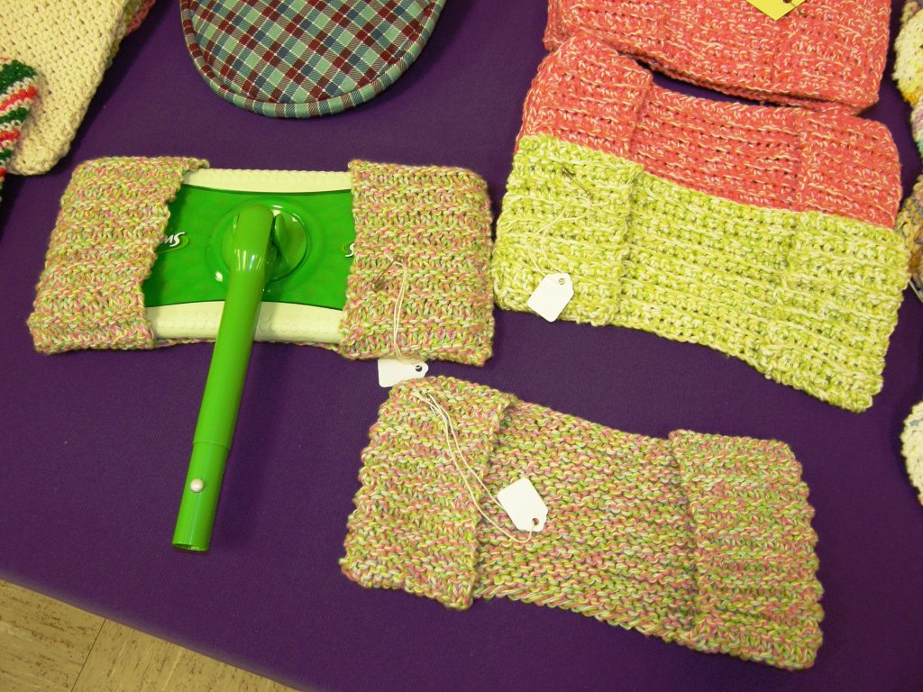 Crochet Swiffer tm Heads!