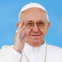 Pope Francis I Official Twitter Profile Picture