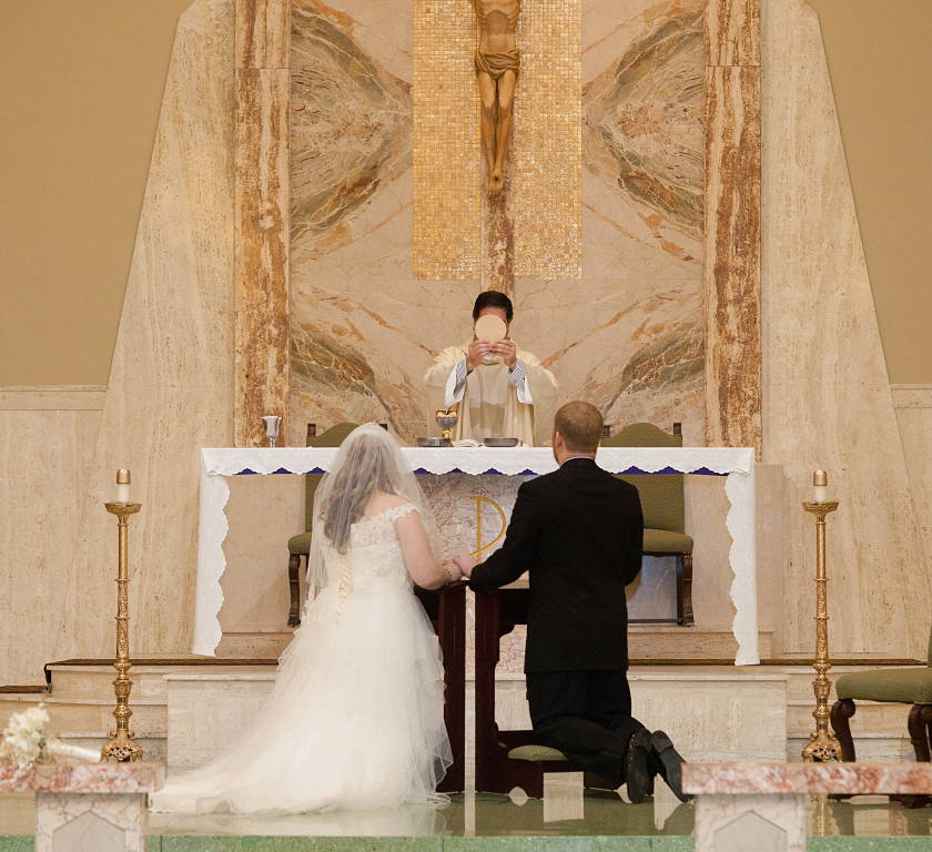 The Sacrament of Matrimony