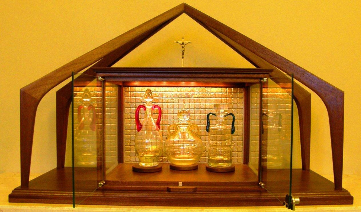 Sacramental Oils