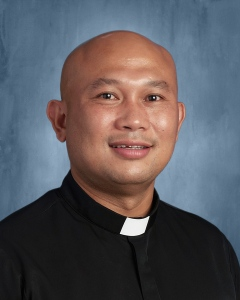 Photo of Fr. Hermogenes Sargado, SDV