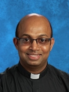Photo of Fr. Jimson Varghese, SDV