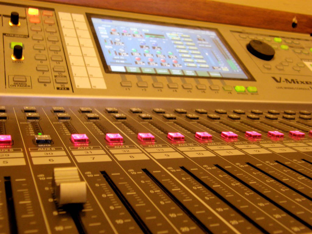 Church Soundboard