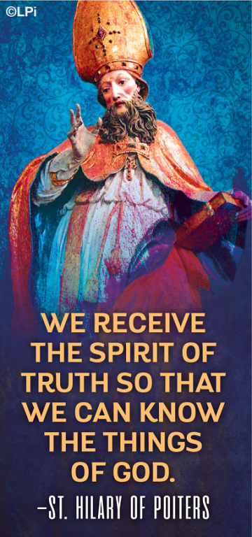 We Receive the Spirit of Truth