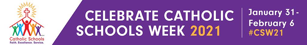 Celebrate Catholic School Week 2021