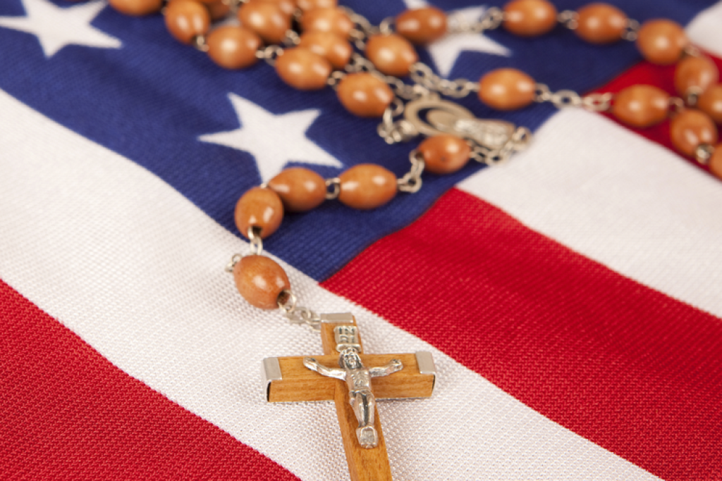 Flag Rosary
