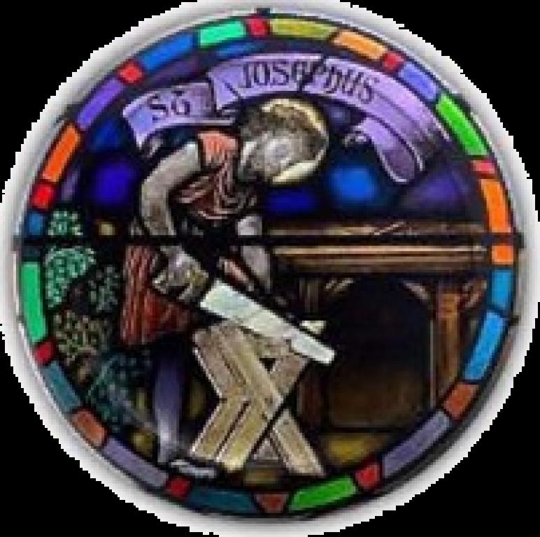 St Joseph Stained Glass Window