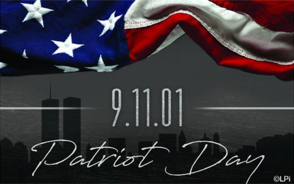 Patriot Day 9-11-01
