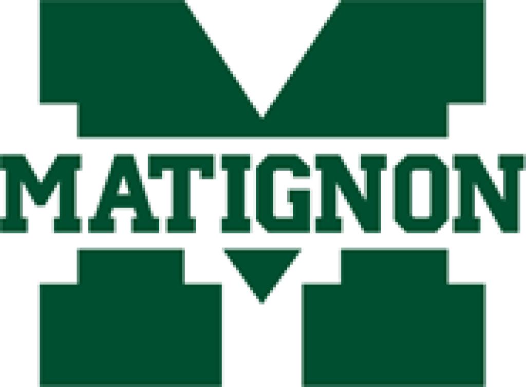 Matignon High School logo