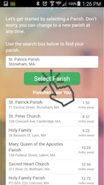 Select Parish
