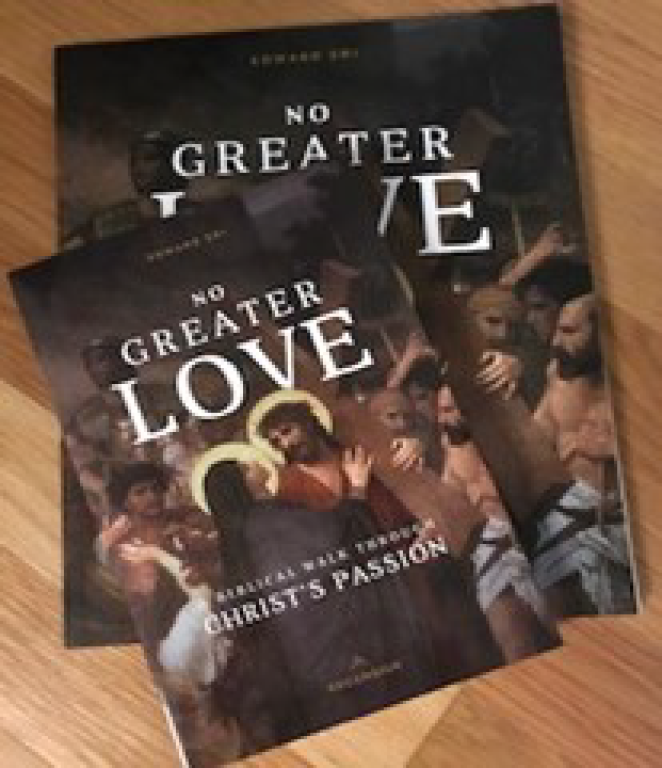 No Greater Love Books
