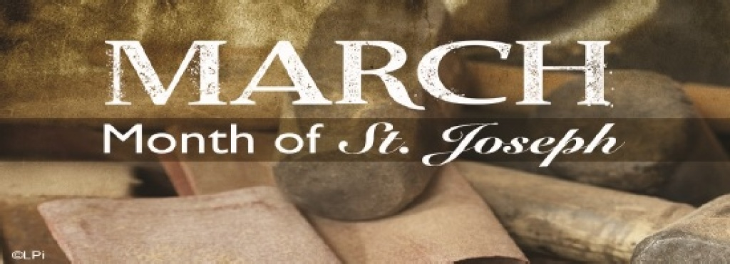 March - Month of St. Joseph