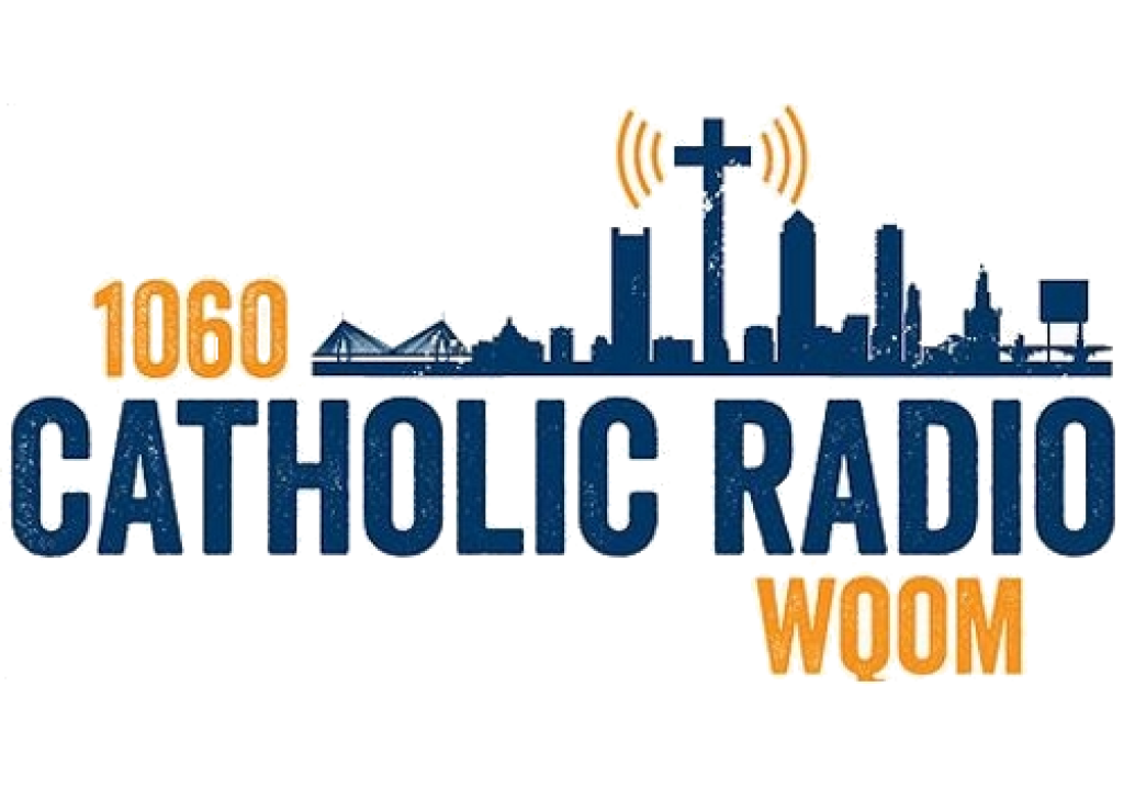 1060AM Catholic Radio Logo