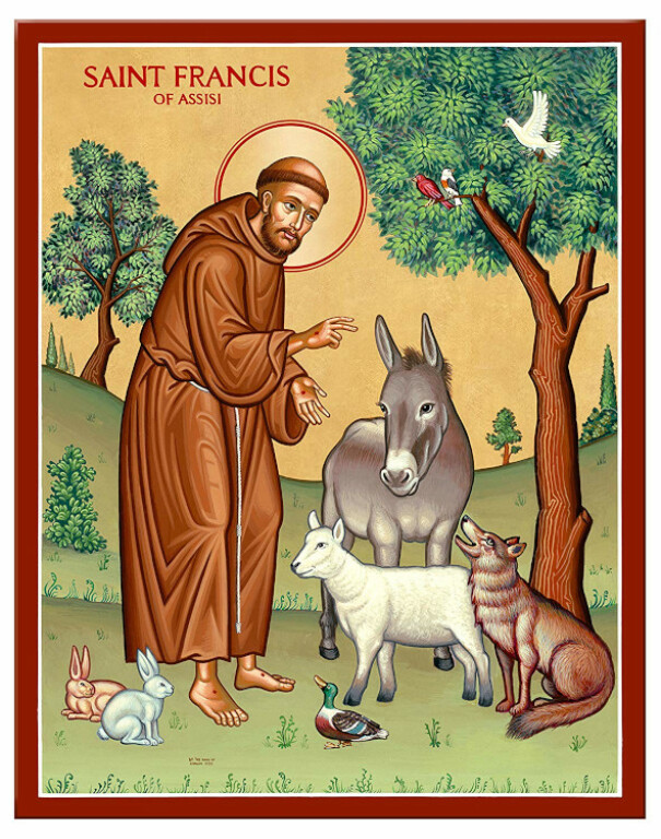 Blessing of the Animals 591x750