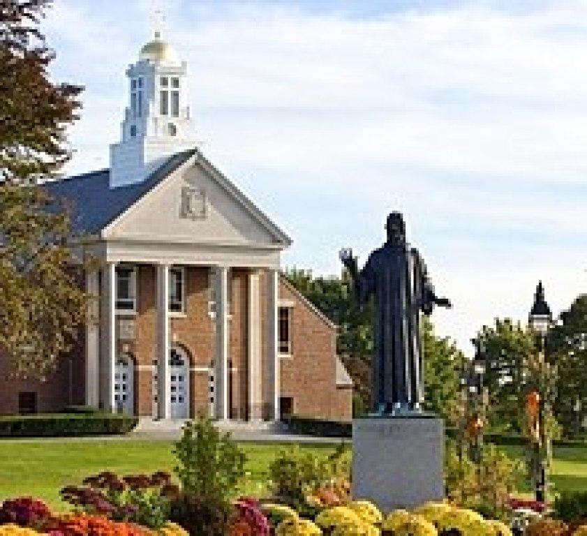 Merrimack Colleges Church