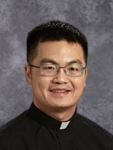 Photo of Fr. Quy Duong, C.Ss.R.