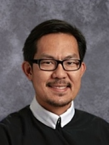 Photo of Fr. Huy (Stephen) Vu, C.Ss.R.