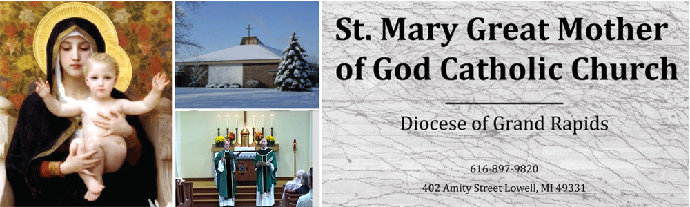 St Mary Great Mother of God Catholic Church