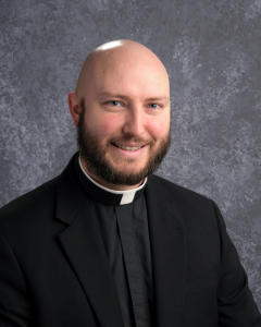 Photo of Fr. Aaron Ferris