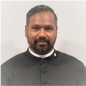 Photo of Rev. Fr. Kumud Chandra Nayak, CJD