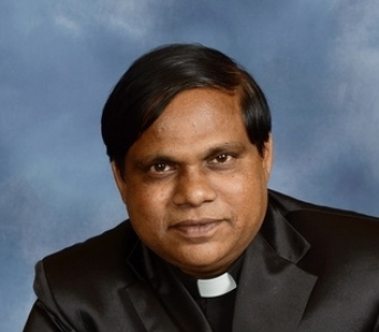 Photo of Rev. Father Balaraju Eturi