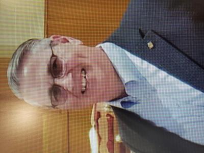 Photo of Deacon Steve Fortier