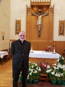 Photo of Fr. James A. Kyrpczak