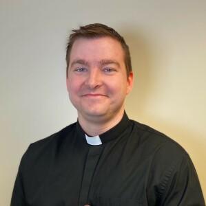 Photo of Deacon Kevin Harmon