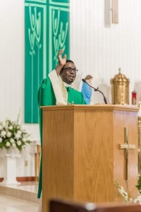 Photo of Reverend Nicodemus Shaghel V.C.