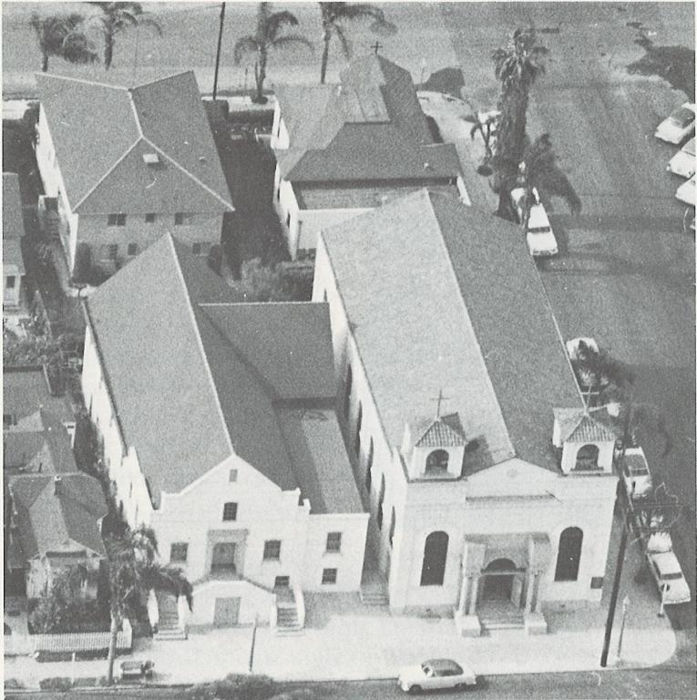 Church Footprint