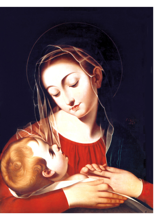 Mary Mother of Divine Providence Our Lady of the Rosary San Diego