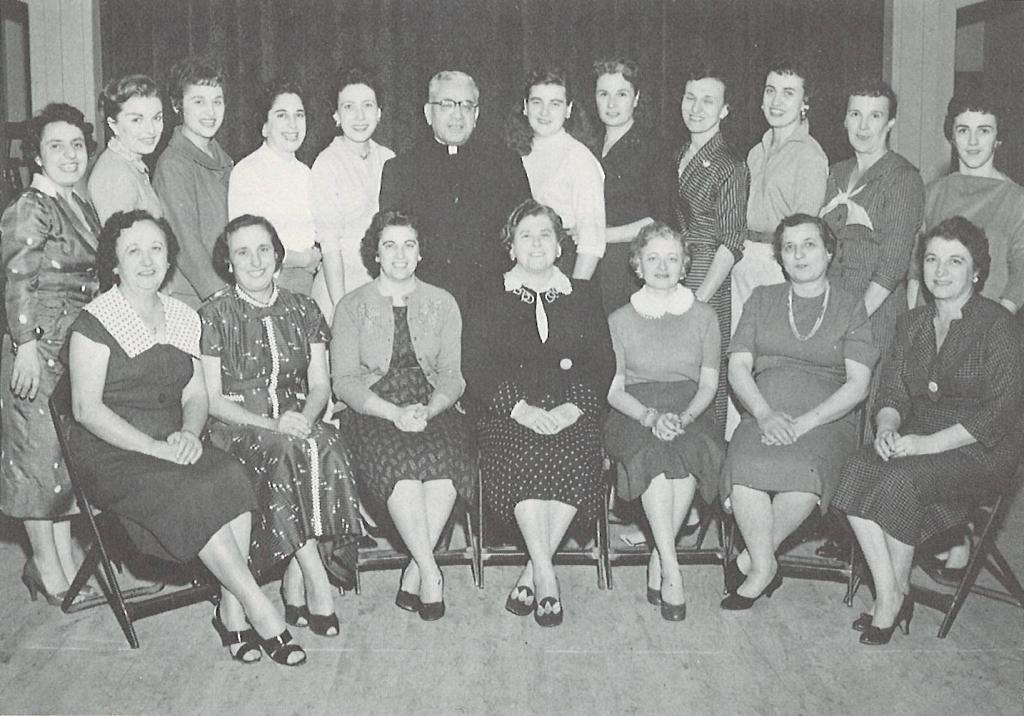 1958 - Italian Fair, Womens Committee