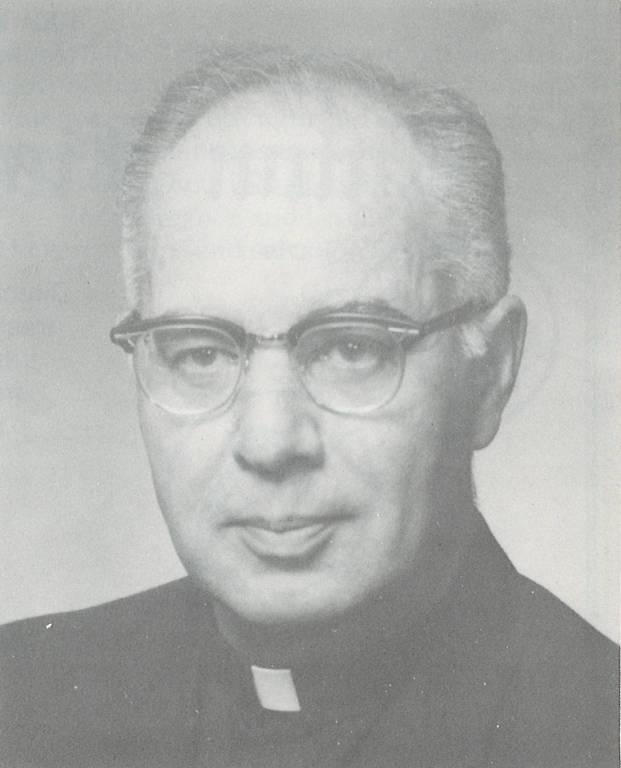 Rev. John Keenan