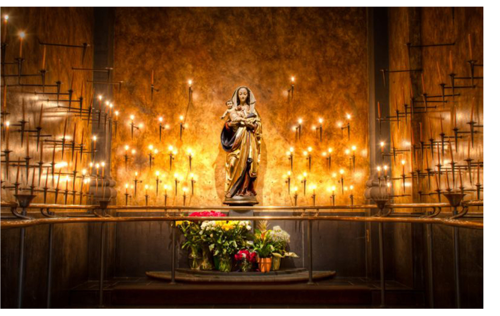 Mass Intentions Our Lady of the Rosary San Diego