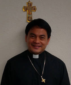 Photo of Fr. Albino Vecina