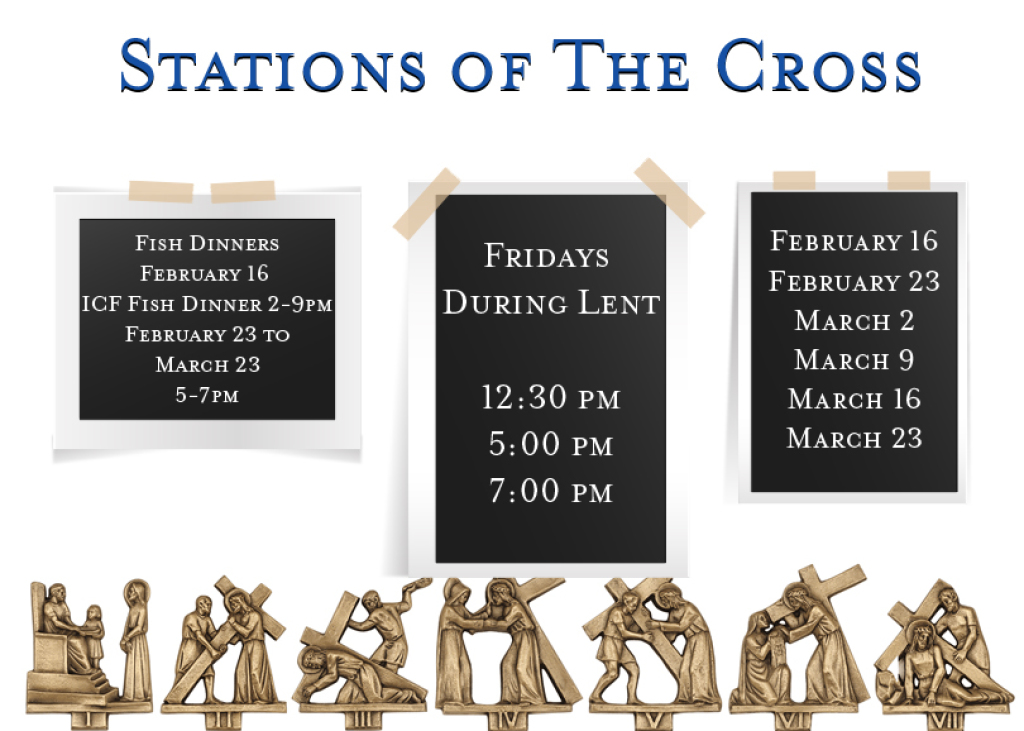 Our Lady of the Rosary Stations of the Cross