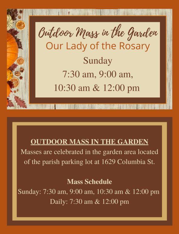 Out Door Mass