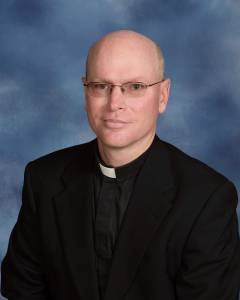 Photo of Father Robert Hausladen