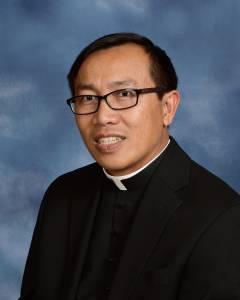 Photo of Father Minh Dủỏng