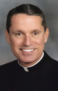 Photo of Reverend Raymond Larger