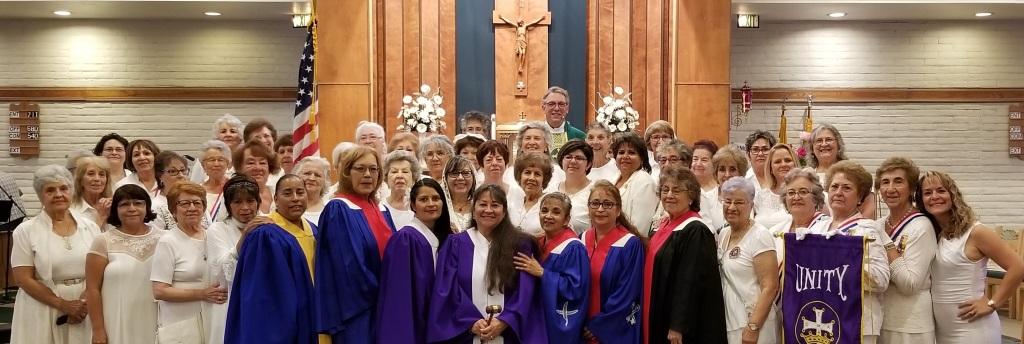 Members of Our Lady of Belen CDA's