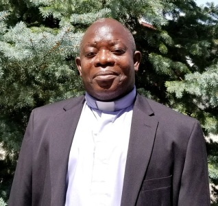 Photo of Father Albert Mutebi Ssekabembe