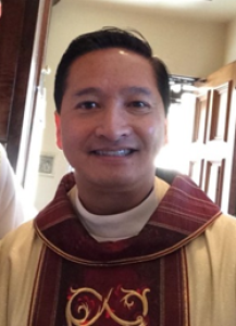 "Photo of Rev. Lazaro ""Larry"" Revilla"