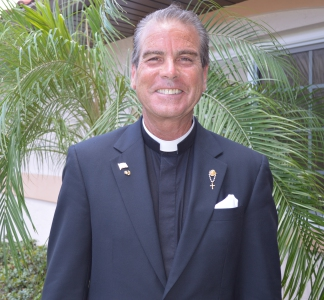 Photo of Reverend Charles Ruoff