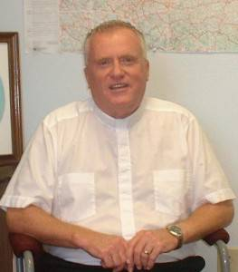 Photo of Reverend James Shea