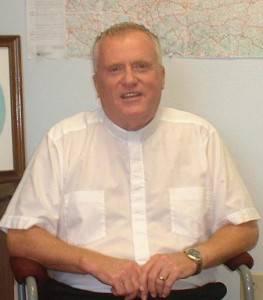 Photo of Reverend James Shea