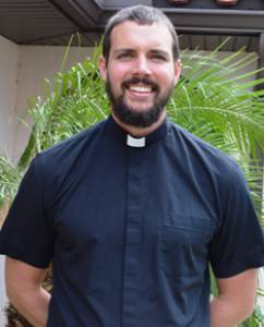 Photo of Reverend Eric Scanlan