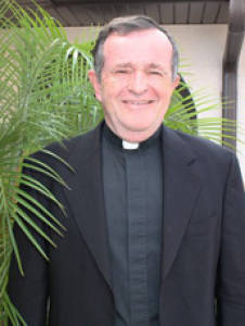 Photo of Very Rev. Jack Costello
